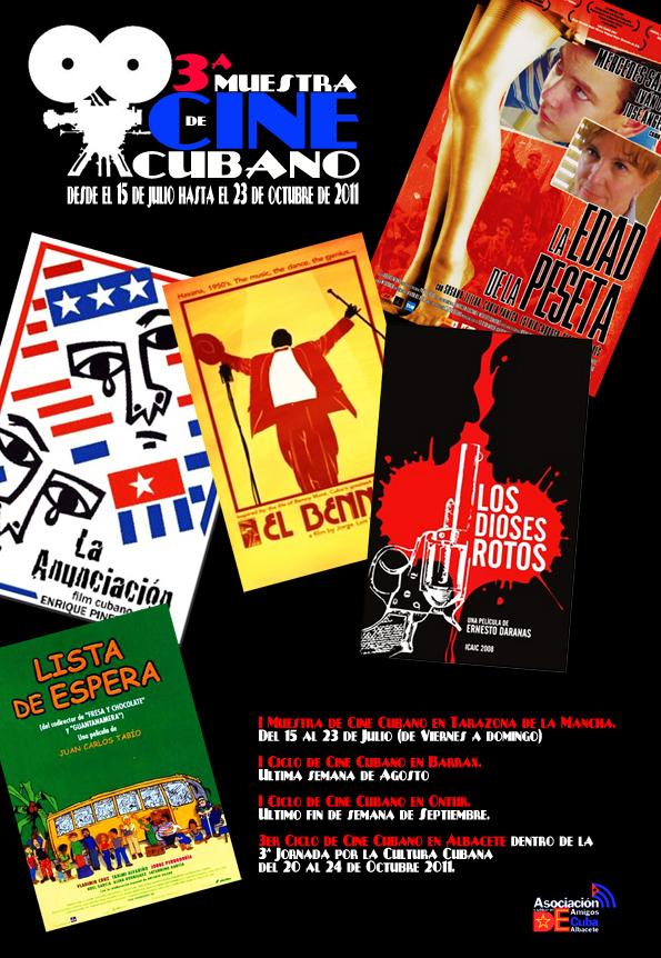MUESTRA CINE CUBANO WEB