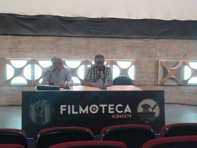 Tony Romero en Albacete