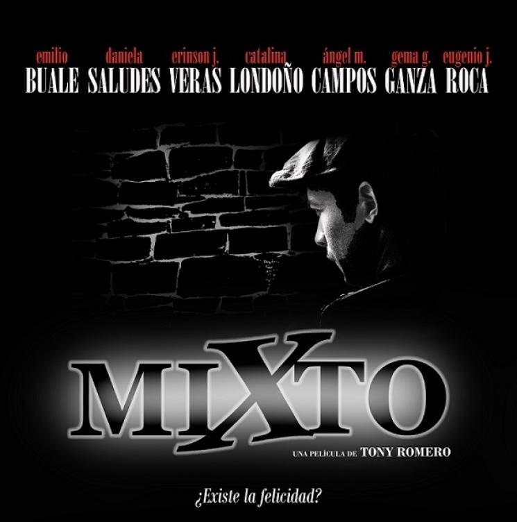 Mixto La película Tony Romero